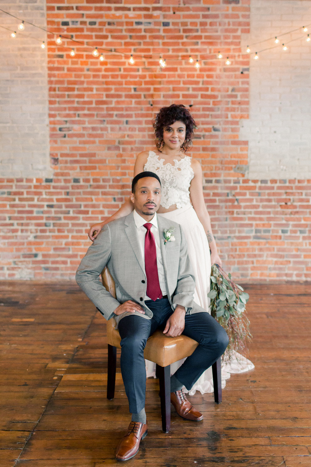blue duck kitchen and bar wedding and elopement event space rochester minnesota brick and wood loft space