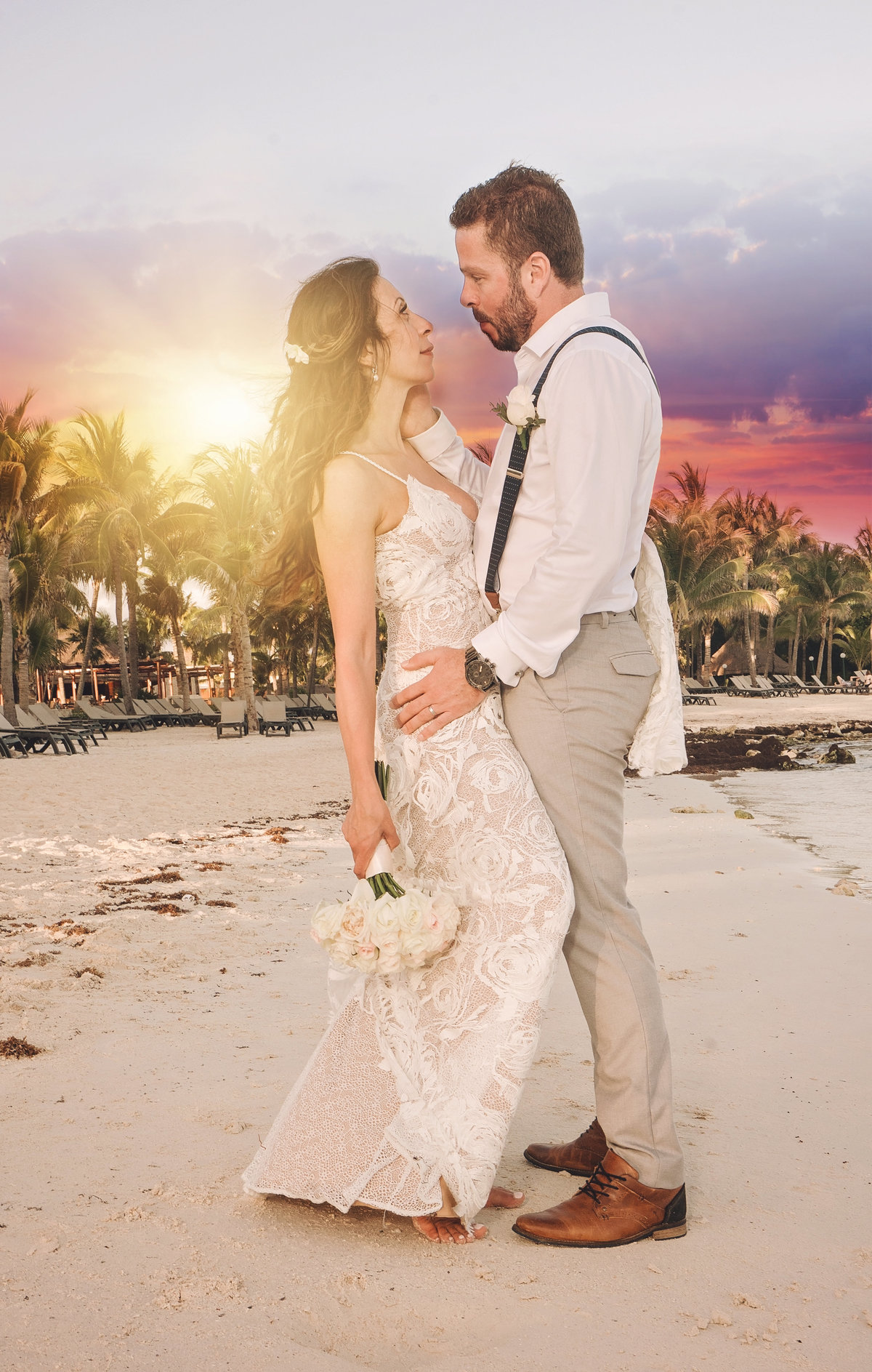 cancun wedding, riviera maya wedding, 405 brides, oklahoma photographer