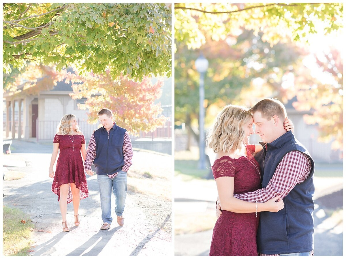 Fall Morning Engagement Session photo by Simply Seeking Photography_0984