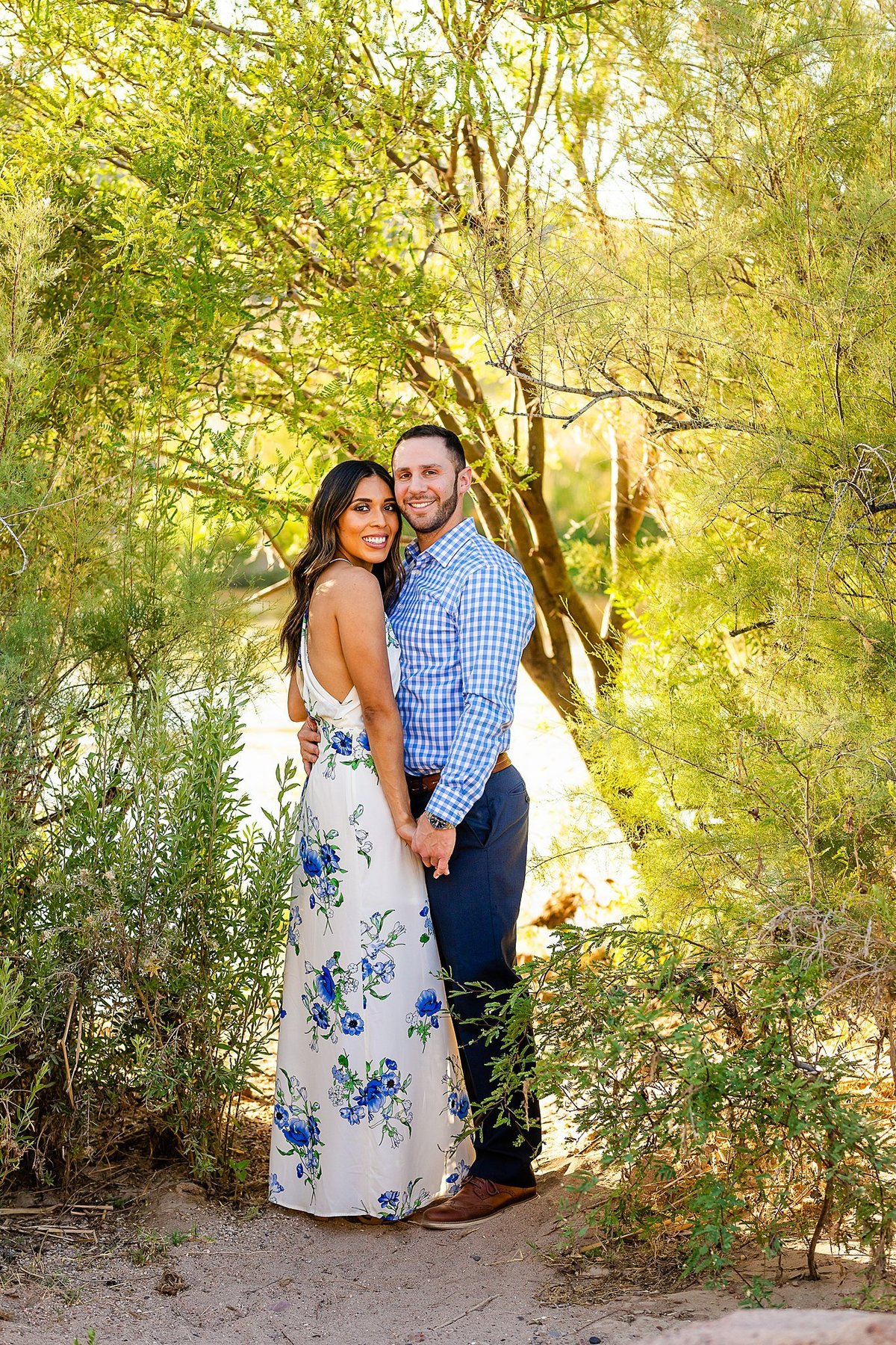 Celina + Colton - Engagement - Salt River Engagement Session-52_Lunabear Studios Portfolio