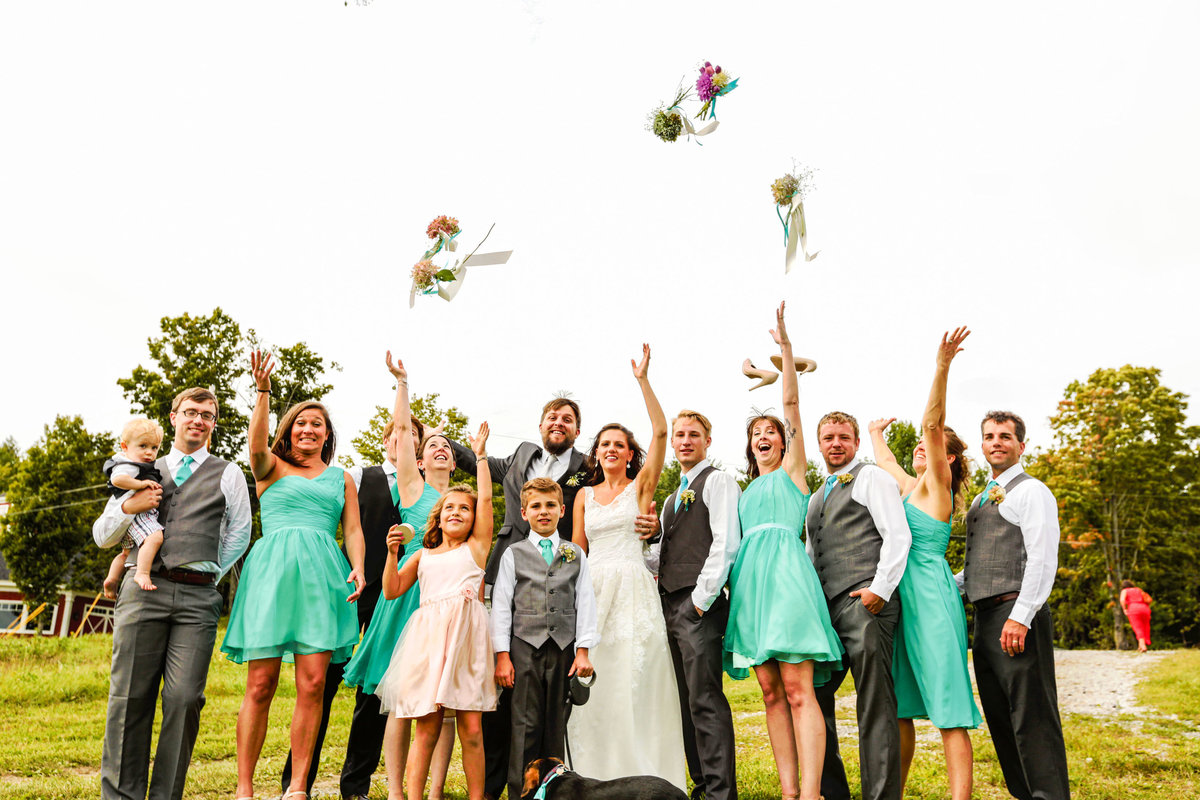 Hall-Potvin Photography Vermont Wedding Photographer Formals-9