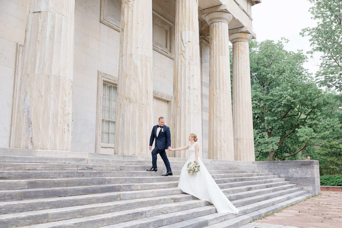 Kristin+Justin Black Tie Chescaphe Philadelphia Wedding-6873