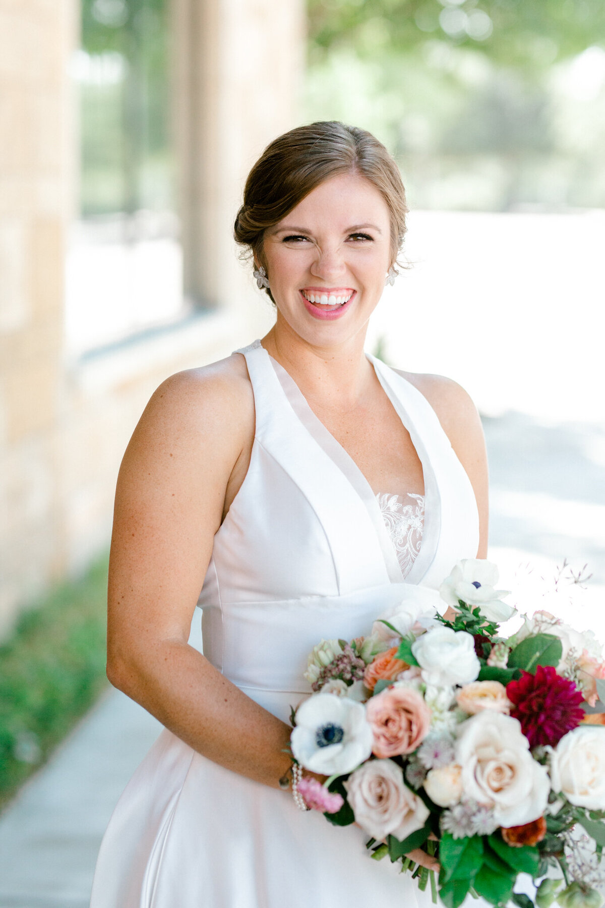 Kaylee & Michael's Wedding at Watermark Community Church | Dallas Wedding Photographer | Sami Kathryn Photography-56