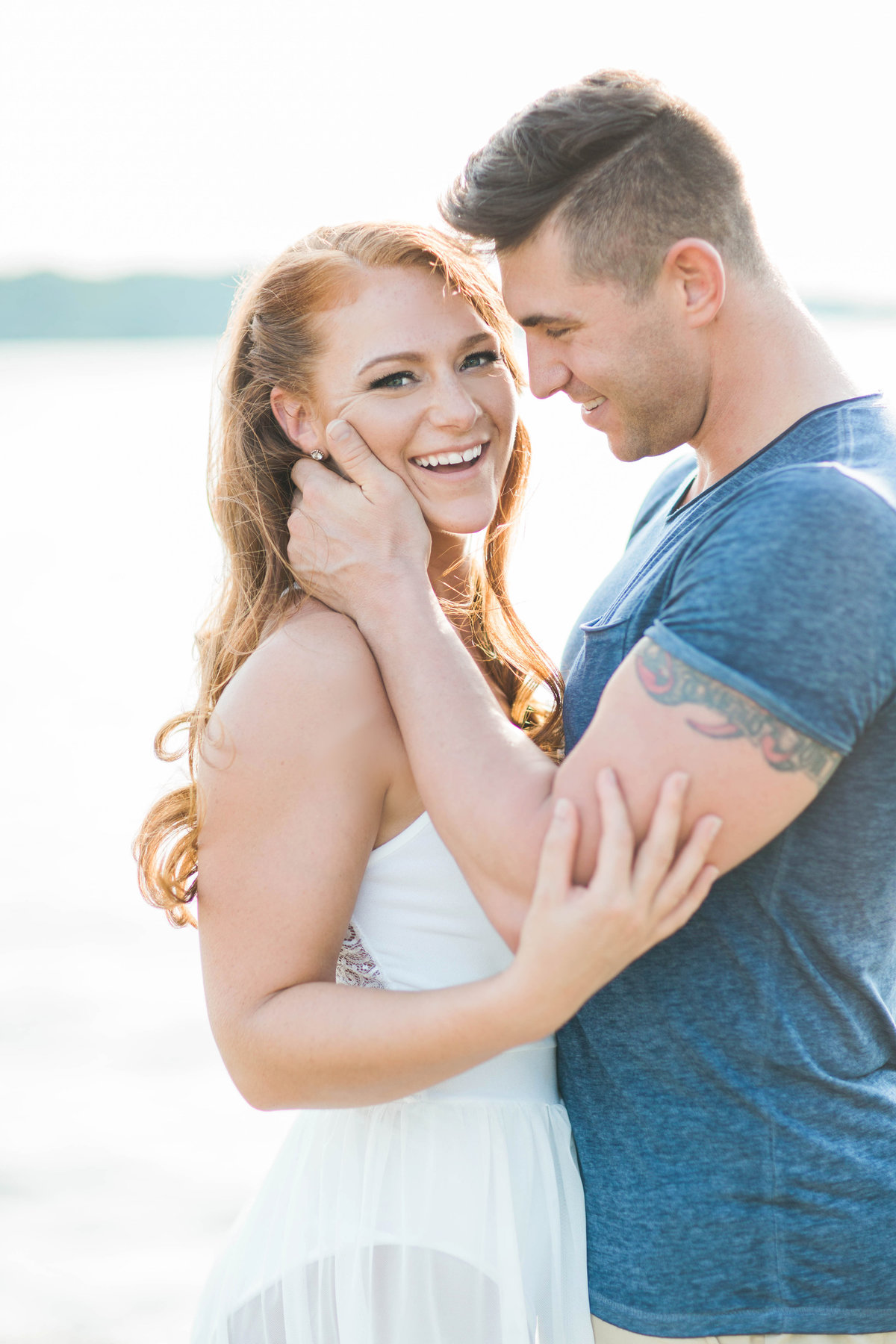Virginia Beach fine art engagement photographer