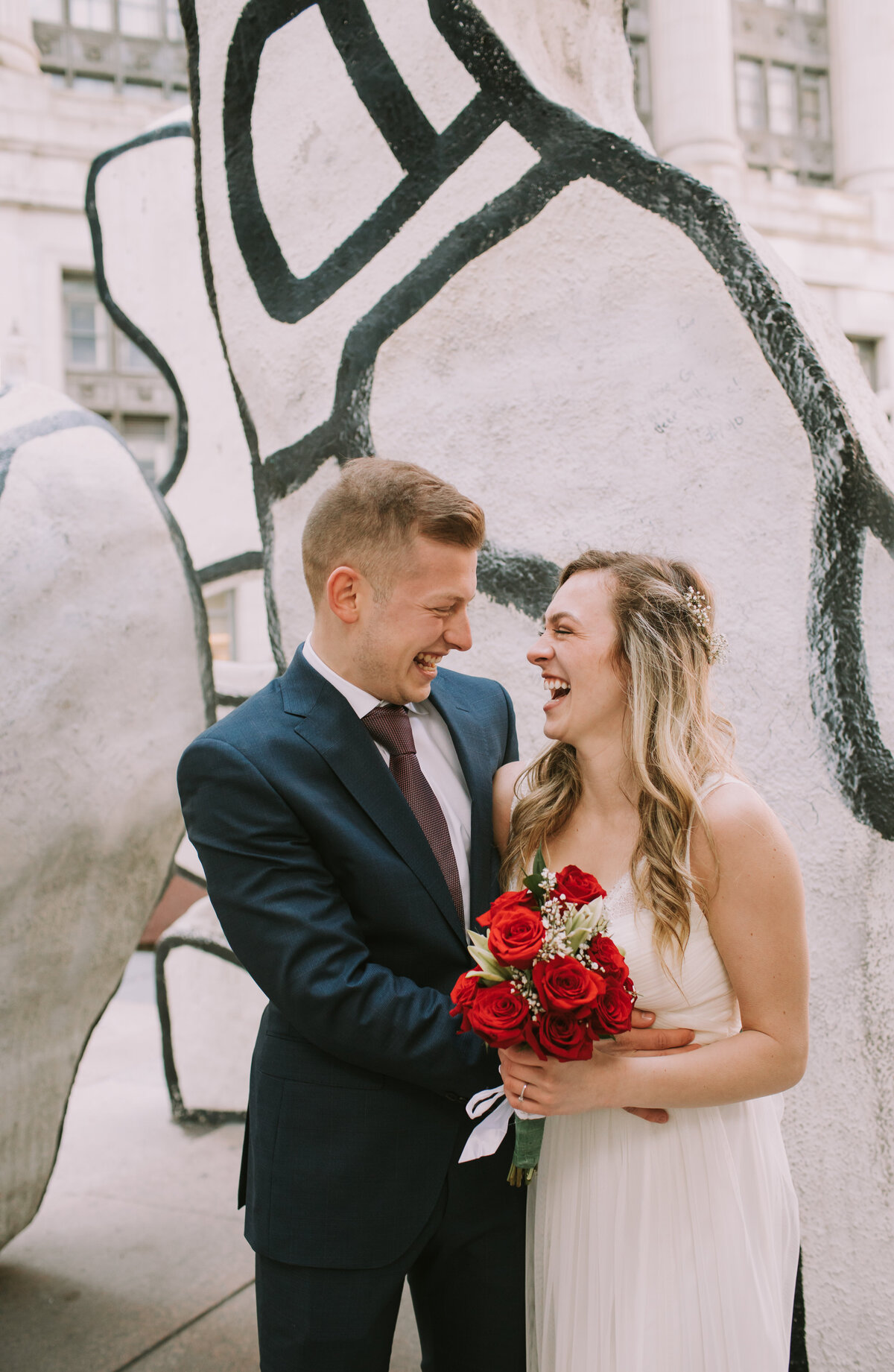 Emma  Vukasin Courthouse Wedding in Chicago March 2019 (52)