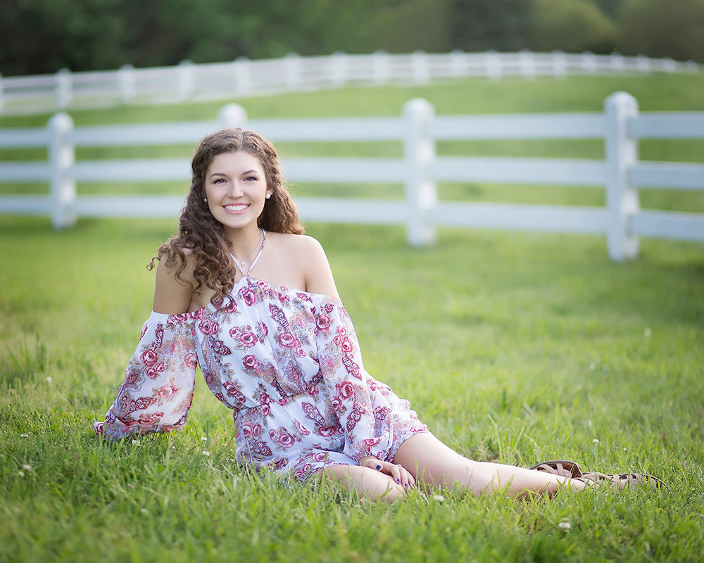 Raleigh Senior Portrait Photographer 118