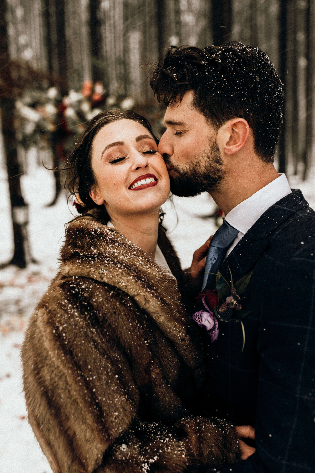 Styled Shoot - Winter Wonderland - Duitsland - 2019 3118