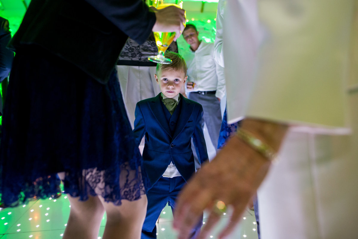 first dance from pageboy at bickley mill