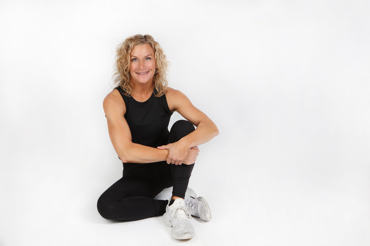 Professional Fitness Photos at Lisa DeNeffe Photography