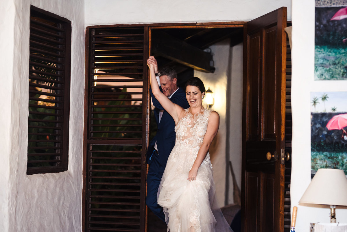 Cap Maison St Lucia Destination Wedding - 215