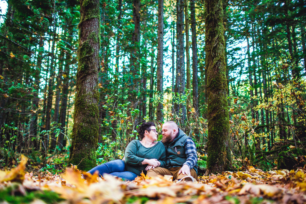 golden ears engagement photography