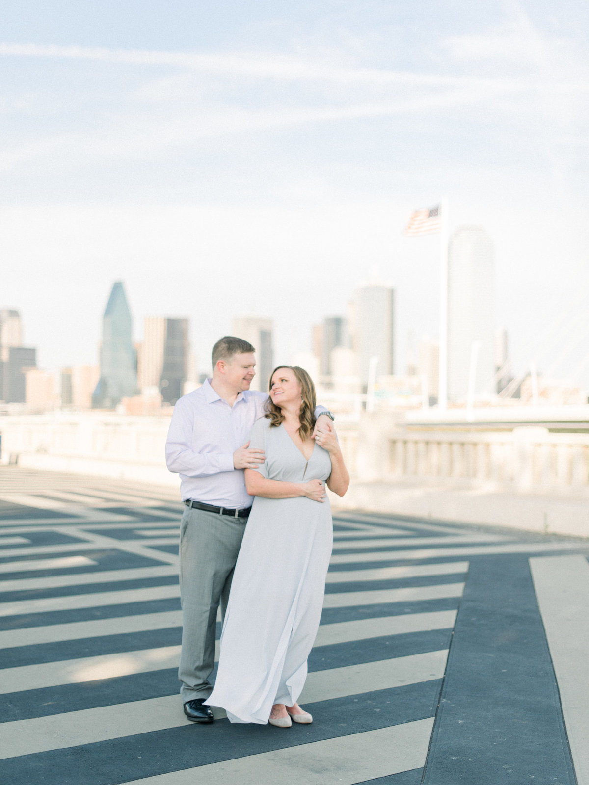 Courtney Hanson Photography - Downtown Dallas Engagement Session-7282