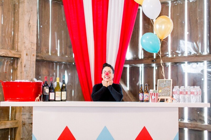 Circus Themed 1st Birthday Indianapolis Party Planner_0087