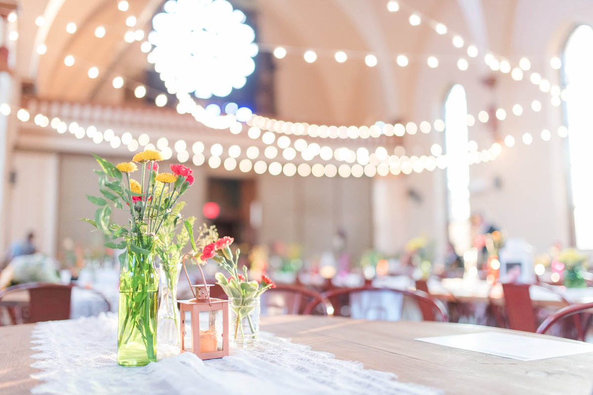 Urban Artifact Brewery Colorful Fall Wedding-188