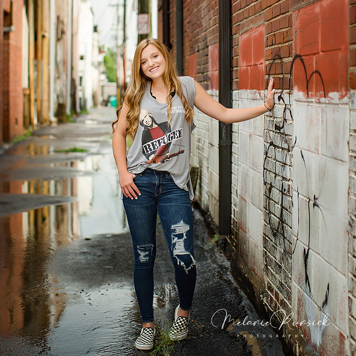 High School Portrait Photographer Jonesboro AR