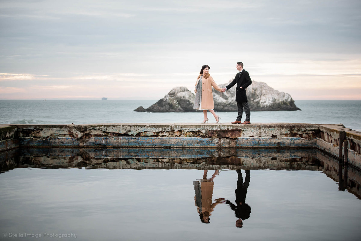 Sutro-Baths-Engagement-Session