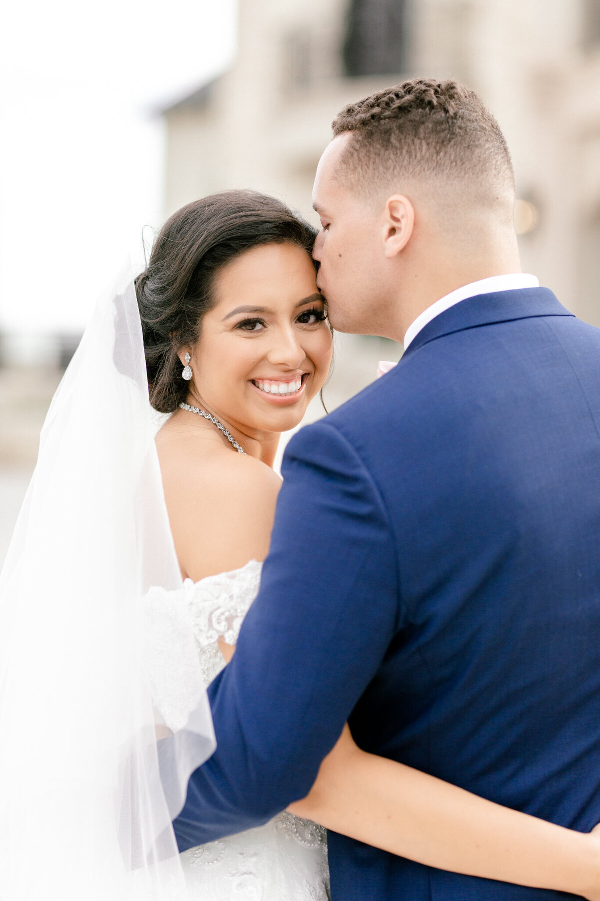 Jasmine & Josh Wedding at Knotting Hill Place | Dallas DFW Wedding Photographer | Sami Kathryn Photography-100