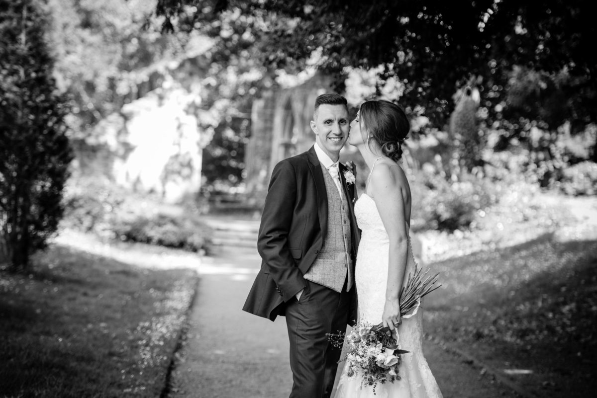 Abingdon Medieval Abbey Buildings wedding photography oxford
