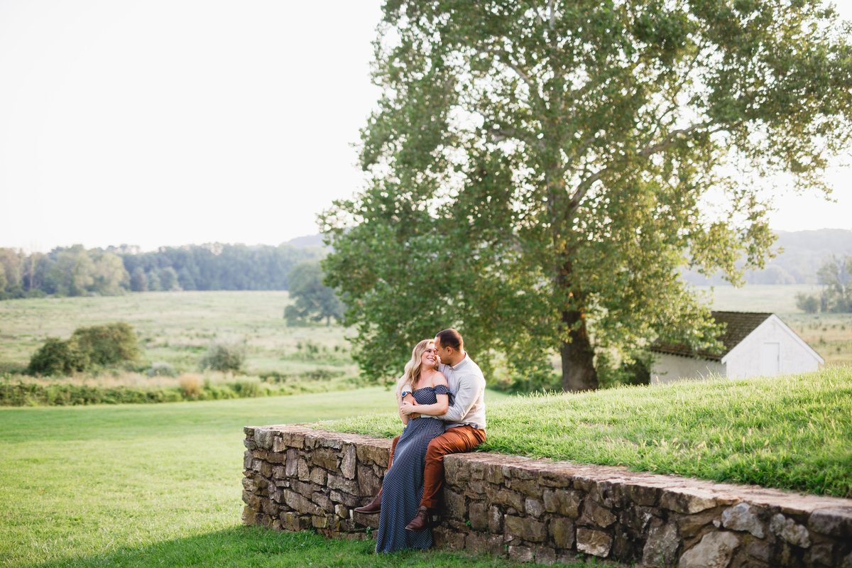Valley Forge Park Engagement Session Photography 31
