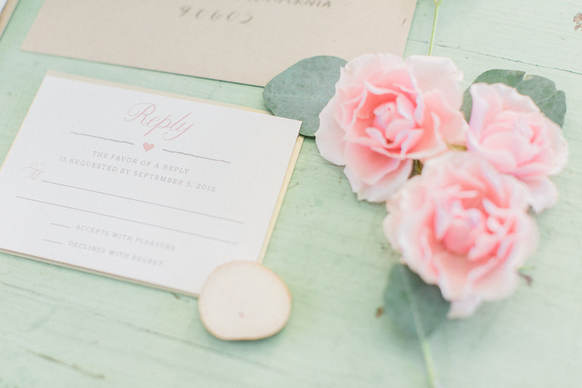 Letterpress Weddings The Paper Mint Press