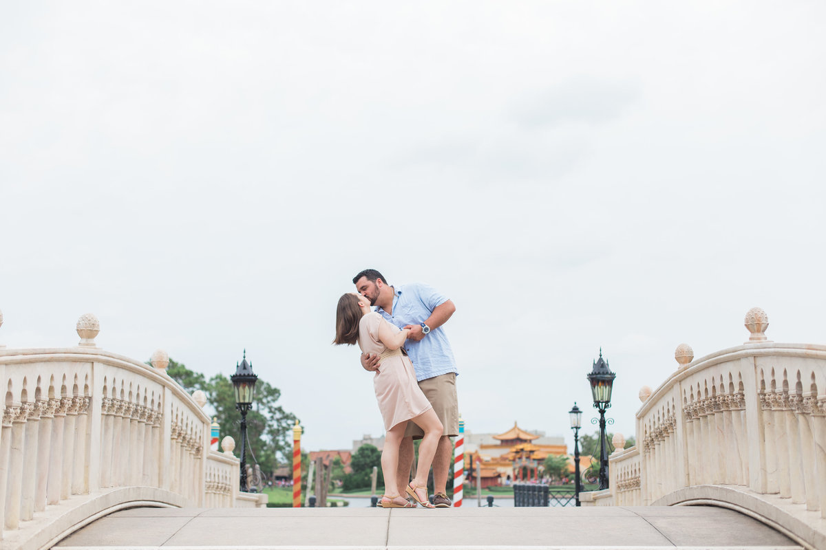Jess Collins Photography Disney's Epcot Engagement Session (34 of 70)