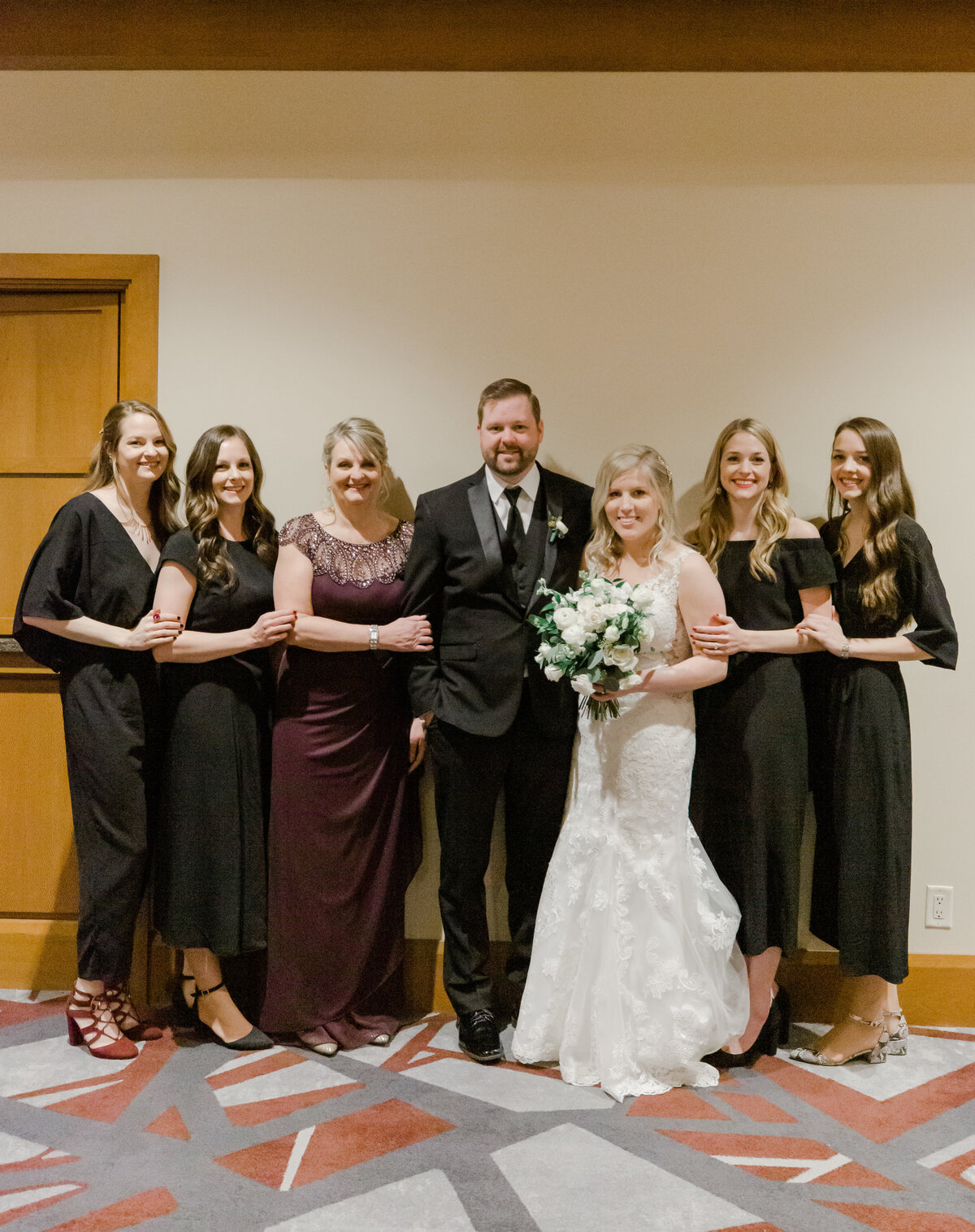 gold-white-black-tie-theme-NYE-wedding-2019-brookstreet-hotel-kanata-ontario-grey-loft-studio-43