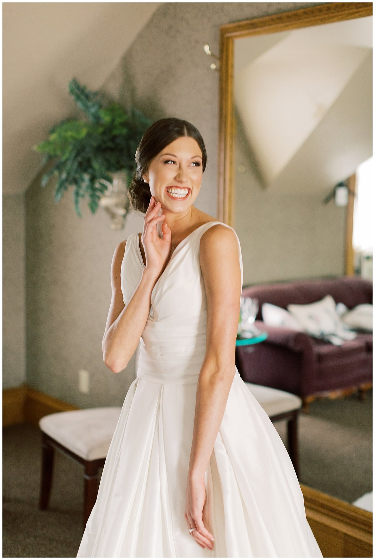 Brookside Gardens Wedding Colorado