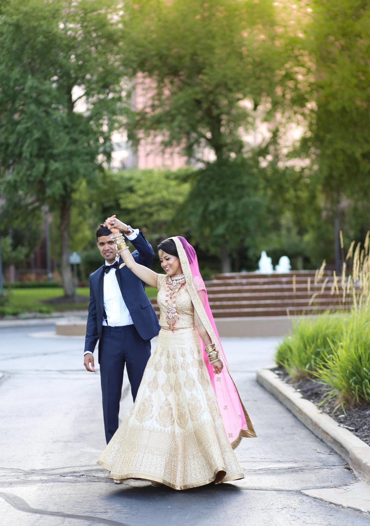 South Asian Indian Punjabi Pakistani Wedding Photographer Overland Park Kansas City Missouri
