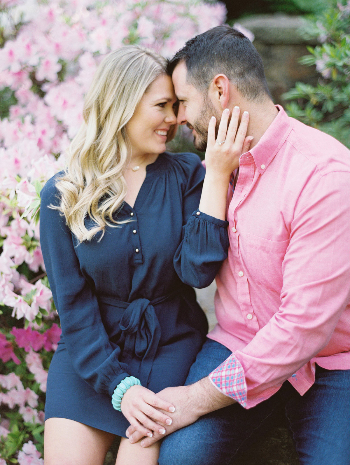 Courtney Hanson Photography - Dallas Spring Engagement Photos-015