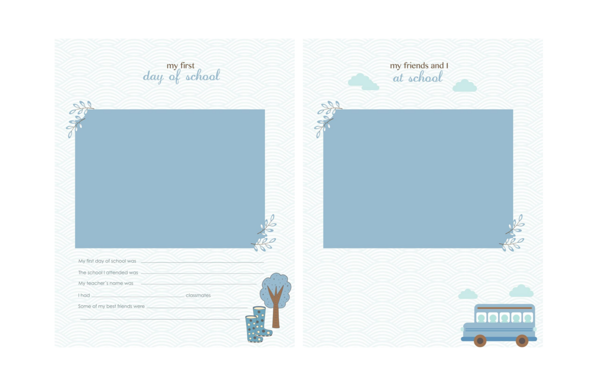Baby-Book-Pages-Blue-64-65