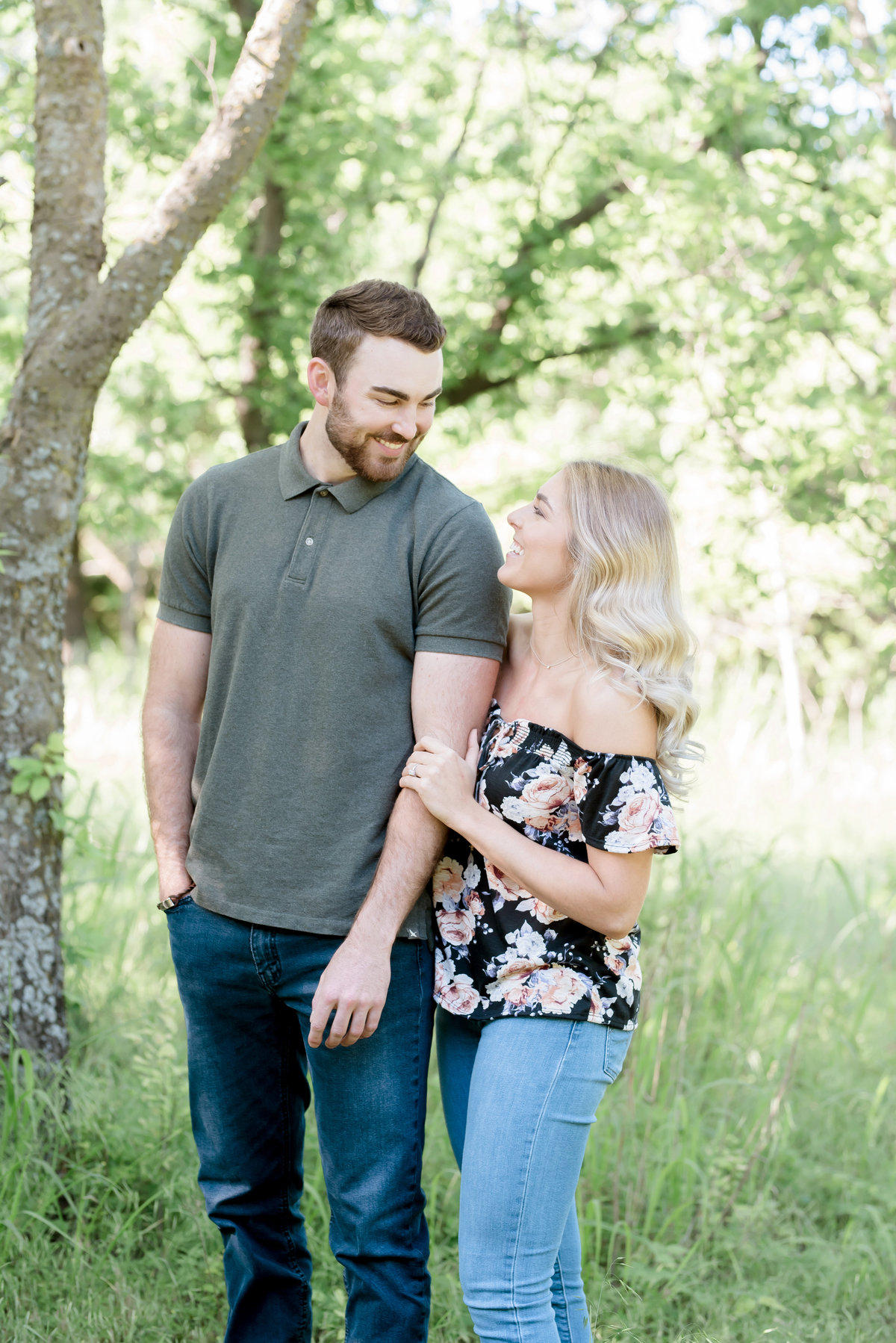 Tampa engagement photography session 11