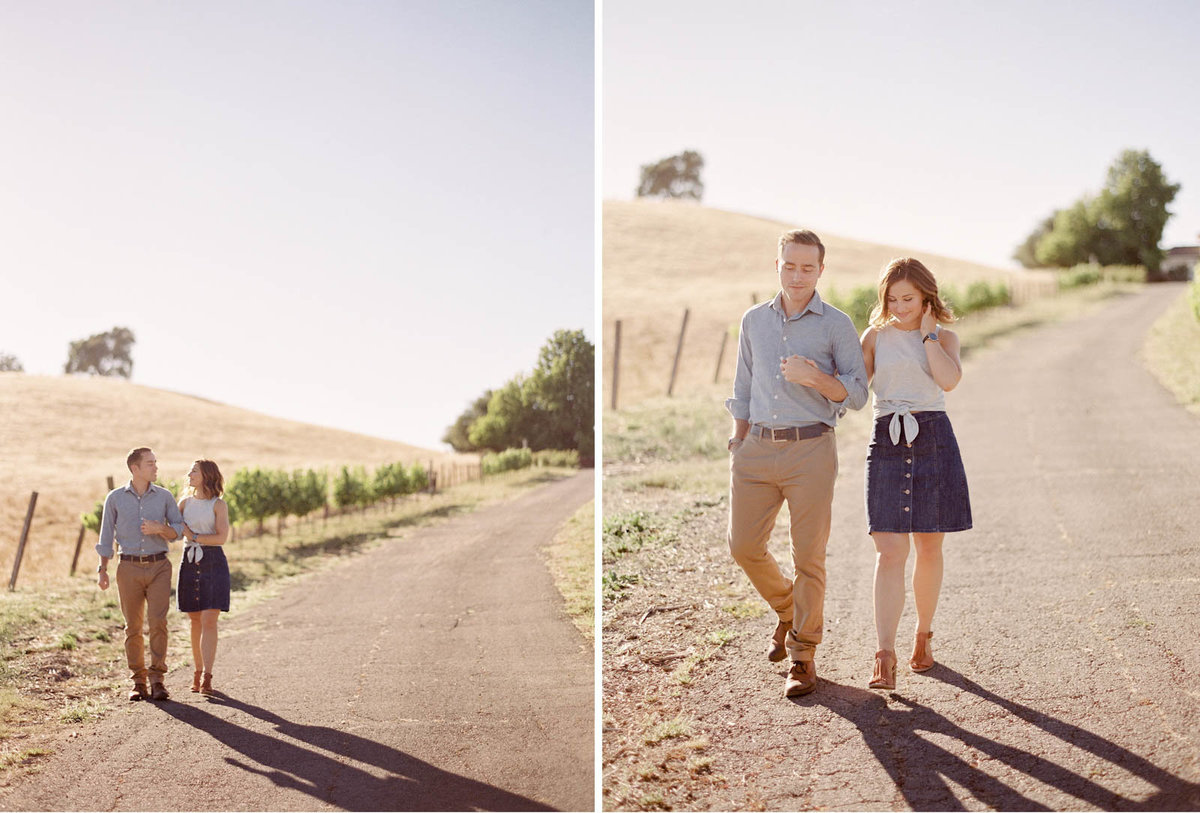 yountville engagement session0001