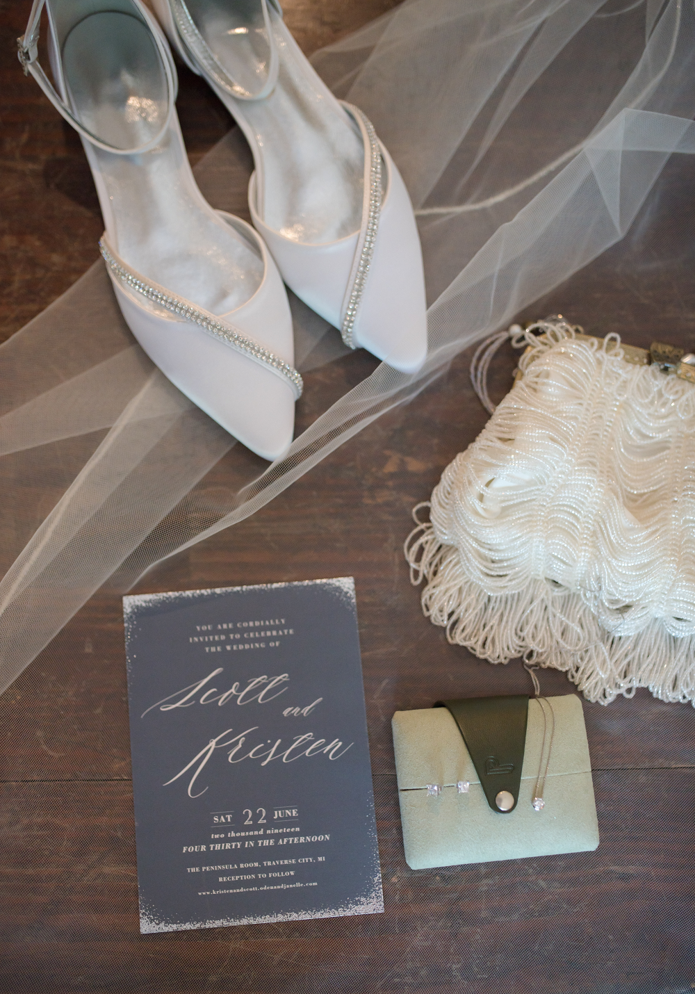 DESTINATION WEDDING IN TRAVERSE CITY WITH KRISTEN AND SCOTT Wedding Details