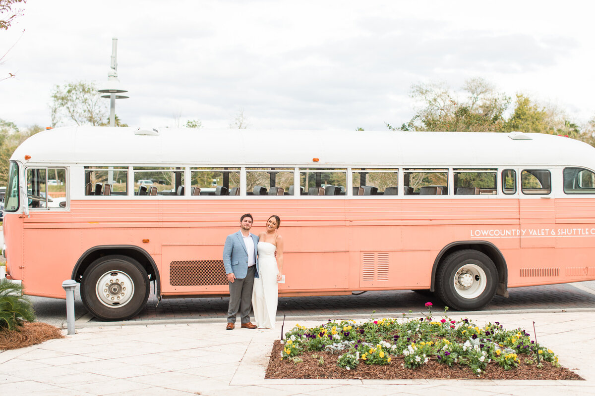 Hannah and Alex - Charleston Harbor Resort & Marina - Lowcountry Bus -0E2A0128