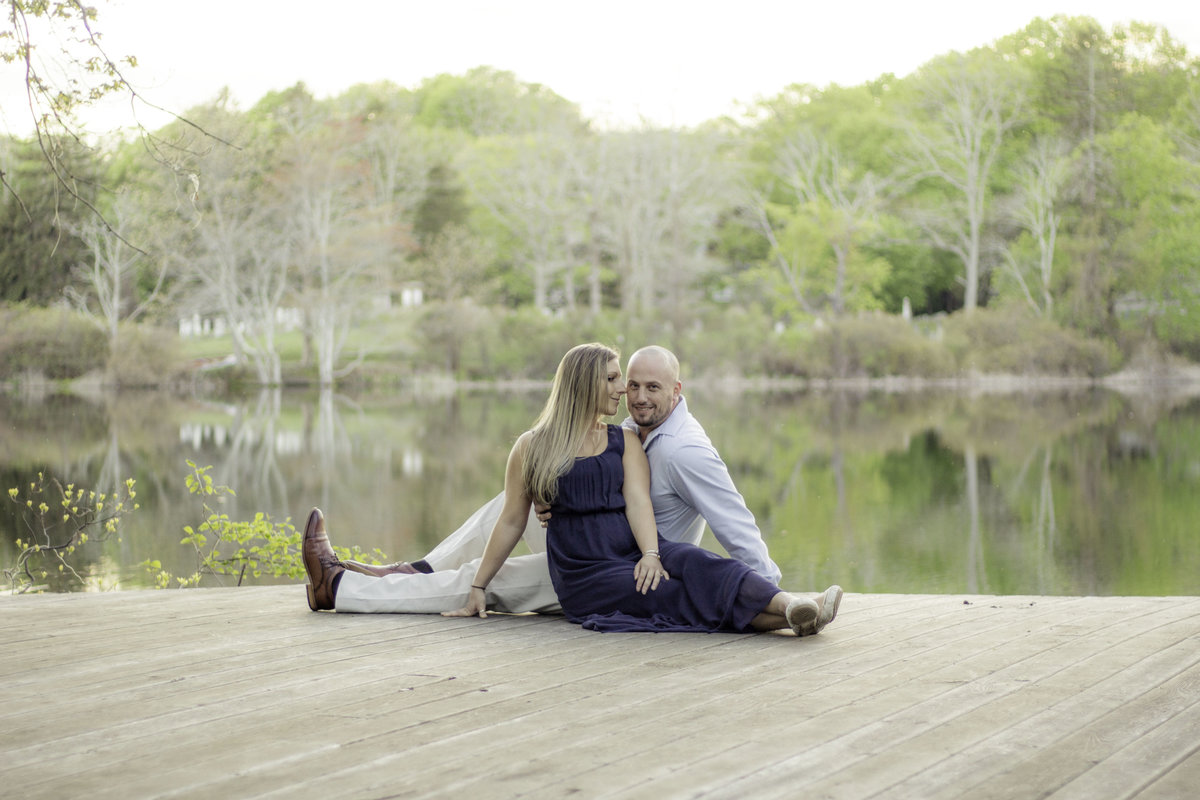 cape cod engagement photographers