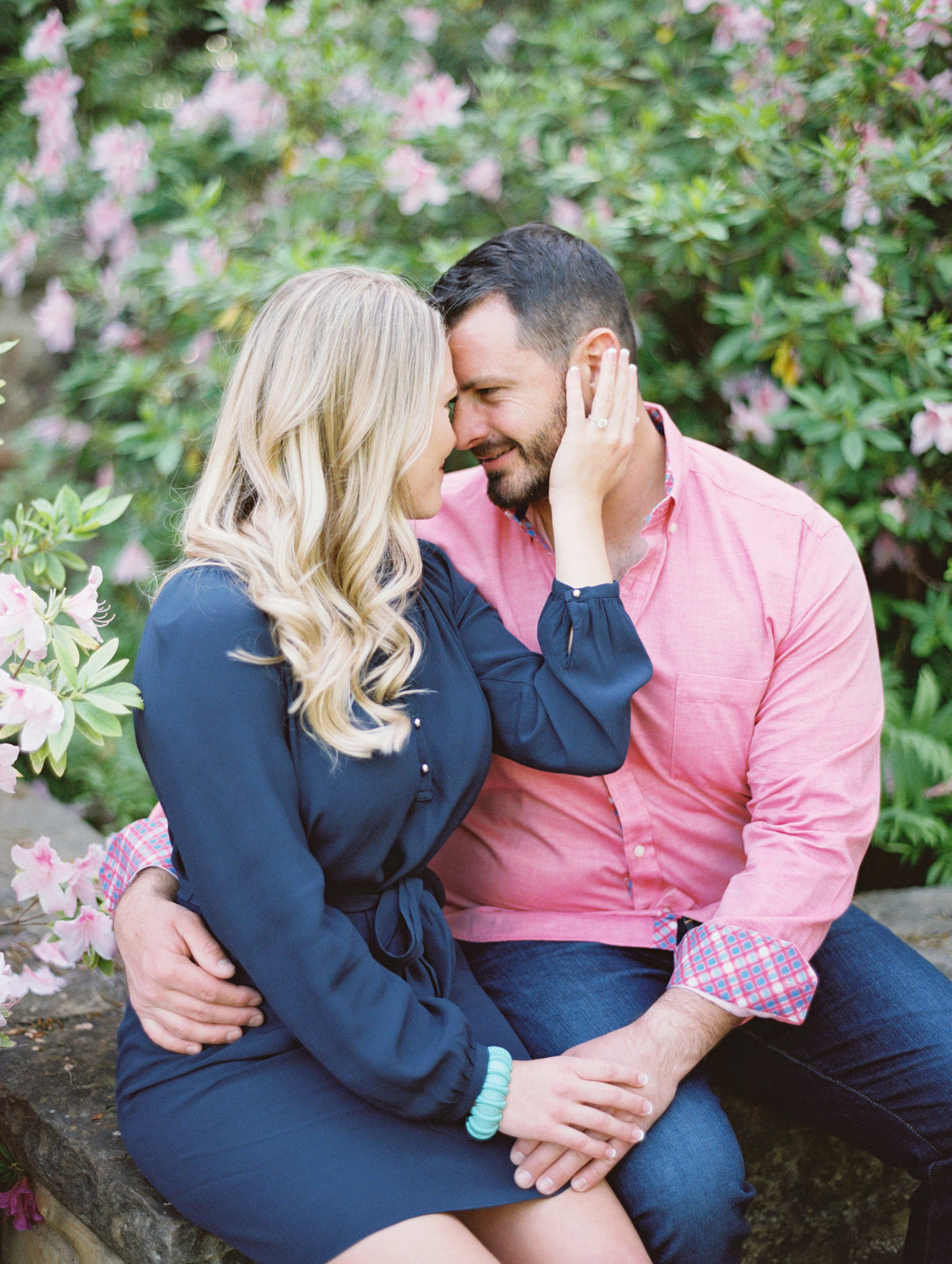 Courtney Hanson Photography - Dallas Spring Engagement Photos-016