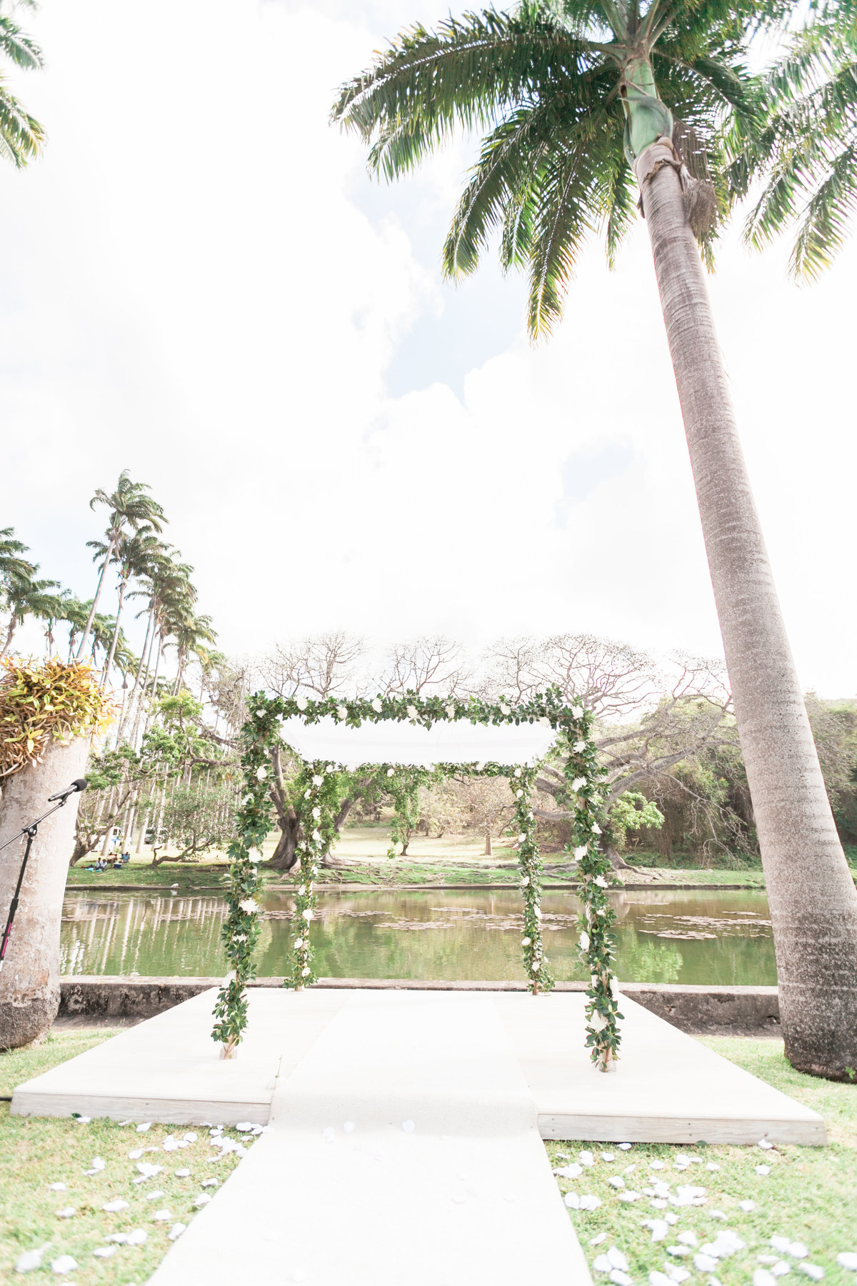 Historical wedding venue in Barbados, Codrington College