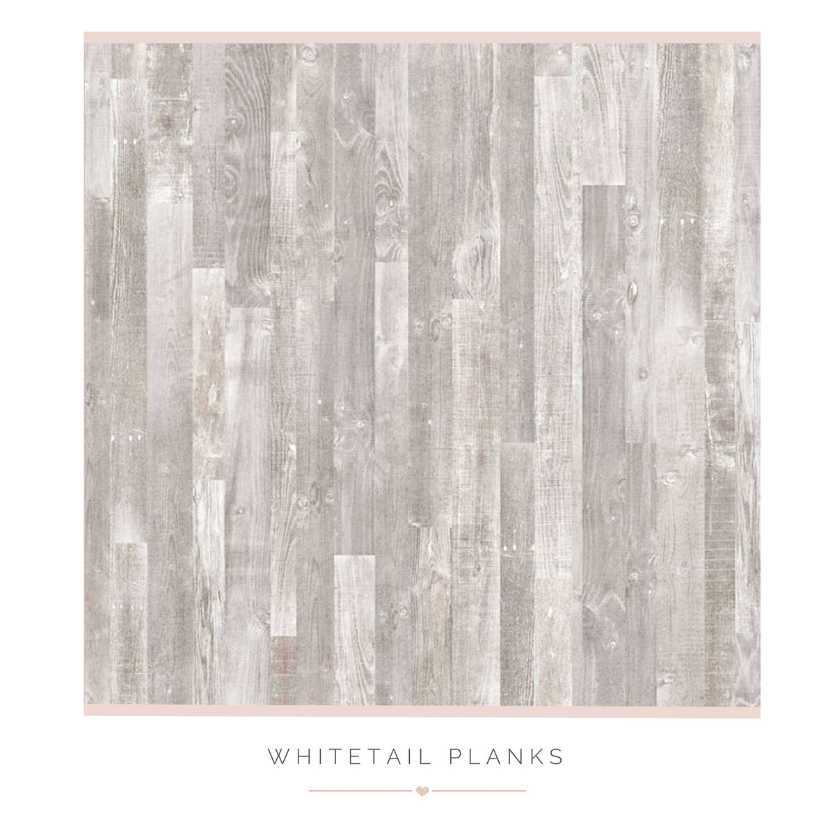 Whitetail Planks