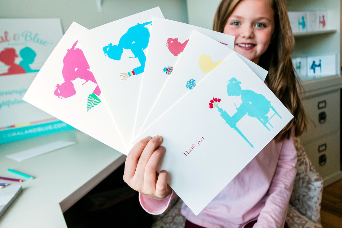 coral-blue-childrens-stationery