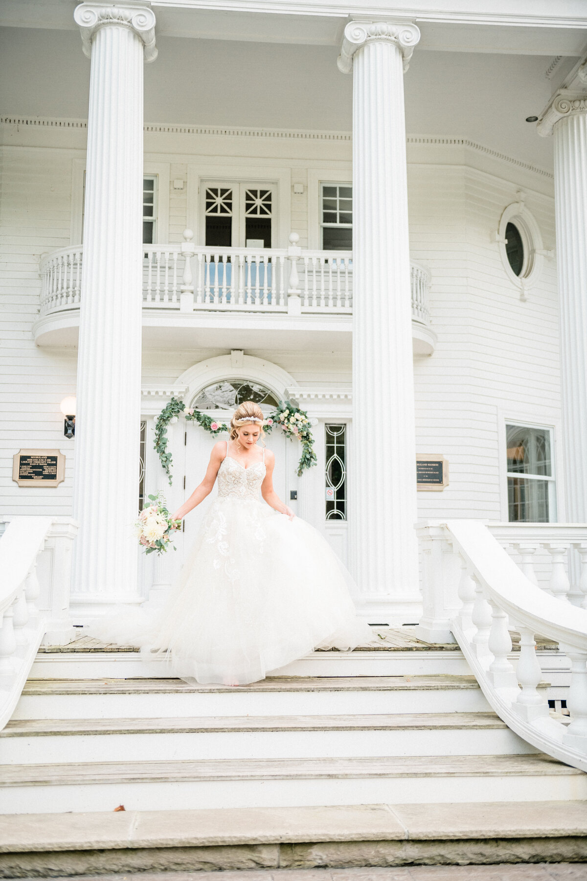 Elegant wedding planned by columbus ohio wedding planner