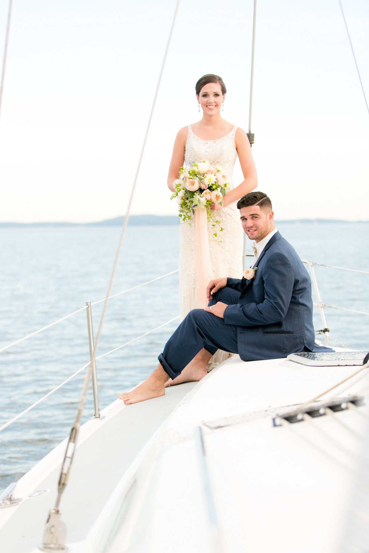 Wedding-on-a-boat-photos