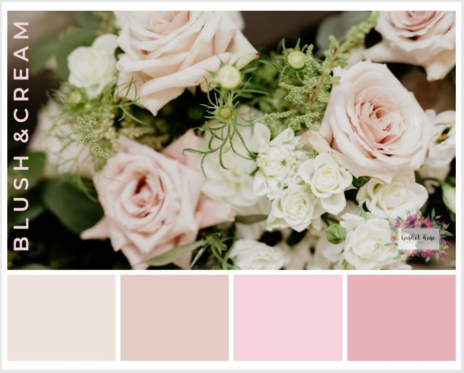 BLUSH AND CREAM SWATCH