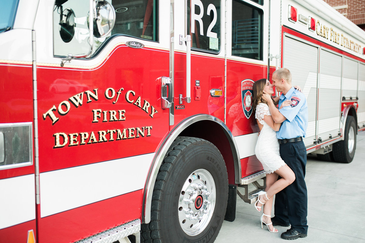 Firehouse engagement session