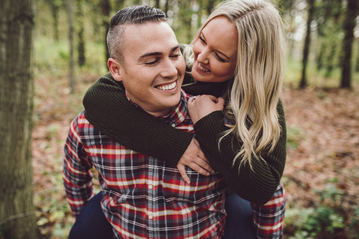 langdon-hall-engagement-photos-in-forest