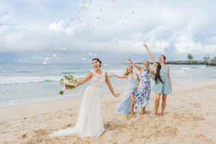 Maui Wedding Photographers for Weddings and Portraits