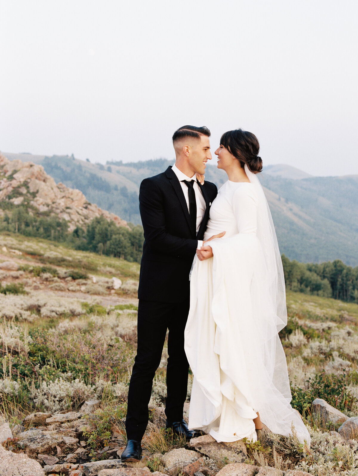 Kylie and Mitch Utah Bridal Session 72