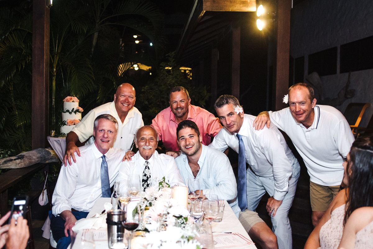 Cap Maison St Lucia Destination Wedding - 227