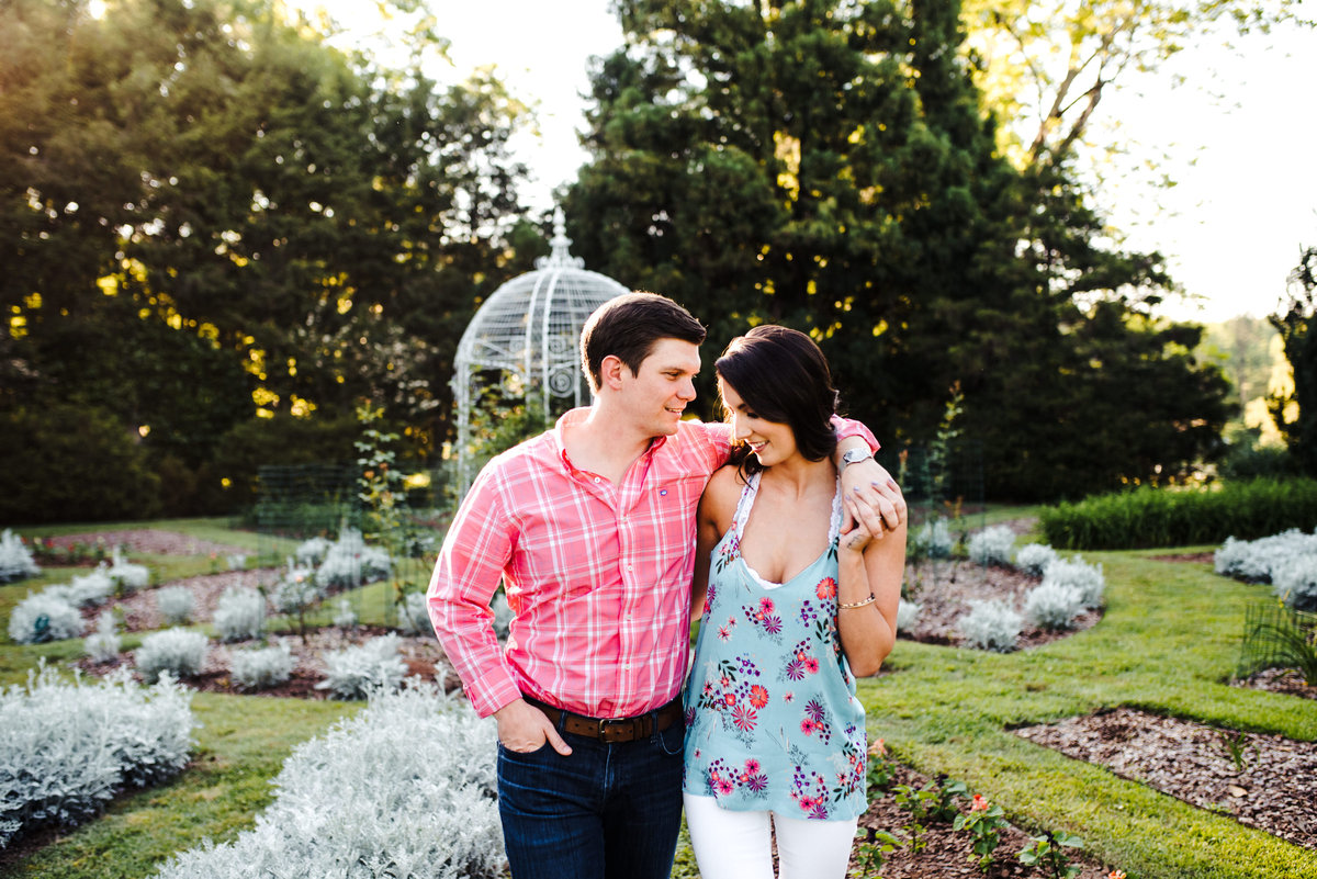 Hills and Dales Estate Engagement Session - 21