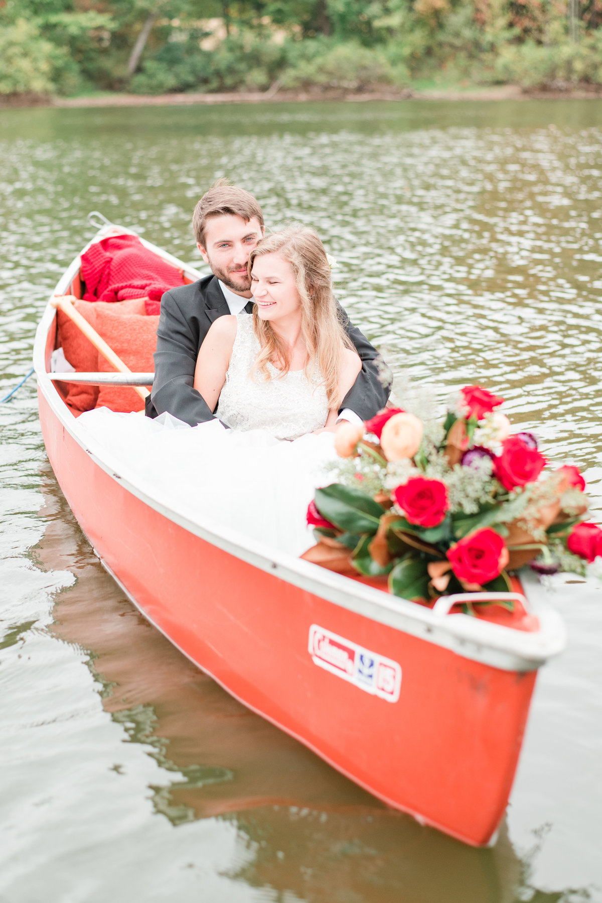 Cait Potter Creative LLC Final Version Canoe Adventure Wedding -9