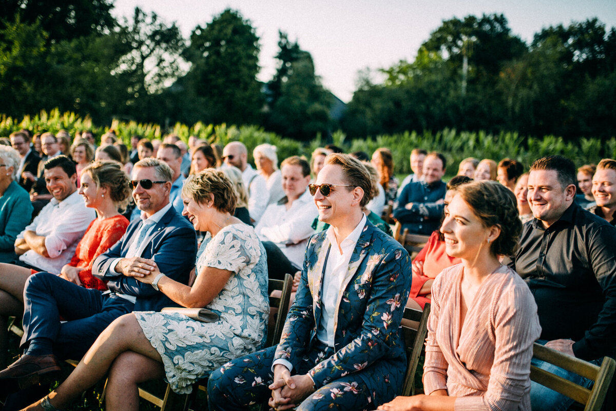 Bruiloft Marlous & Michael - Pink Wedding - Te Leuk Trouwen- Romy Dermout Photography-650